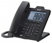 SIP-телефон  Panasonic KX-HDV430RUB